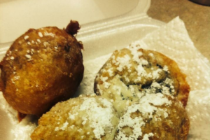 Deep Fried Oreos - delivery menu