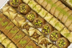 Baklava Mix - delivery menu