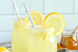 Home-made Lemonade - delivery menu
