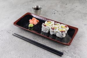 85. Tuna Avocado Maki - delivery menu