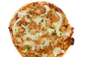 BBQ Chicken Pizza - delivery menu