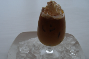 Iced Cappuccino - delivery menu
