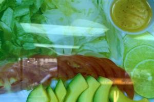 52. Avocado Salad - delivery menu