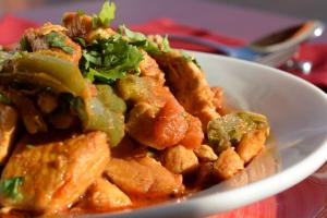 35. Chicken Jalfraize - delivery menu