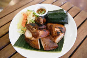 Lunch Bourbon Grilled Chicken - delivery menu