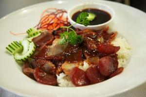42. Kao Moo Dang - delivery menu