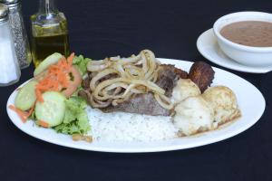 Bife Acebolado - delivery menu