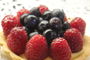 Fruit Tart - delivery menu