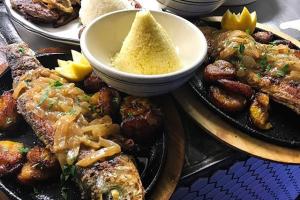 Branzino Grille - delivery menu