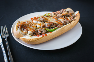 Cheesesteak Sandwich - delivery menu