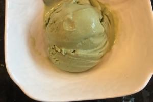 Ice Cream - delivery menu