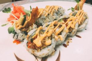 100. Shrimp Tempura Roll - delivery menu
