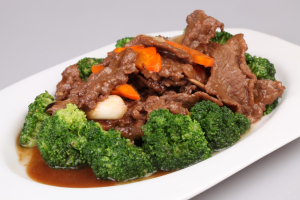 Beef with Broccoli - delivery menu