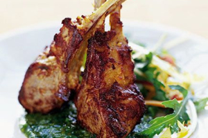 Rack of Lamb (4 pcs) - delivery menu