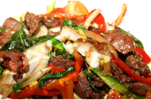 Hot and Spicy Lunch Special - delivery menu