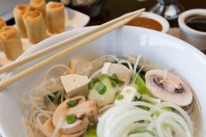 Pho Noodle Soup - delivery menu