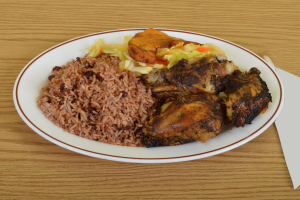 Jerk Chicken - delivery menu