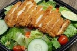 Spicy Chicken Salad Combo - delivery menu