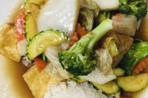 Summer Garden Dinner - delivery menu