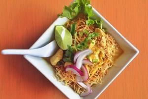 Peanut Curry Noodles - delivery menu