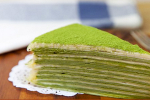 Mille Crepe Cake - delivery menu