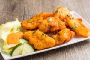 Fish Pakora - delivery menu