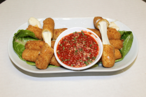 Breaded Mozzarella - delivery menu