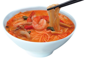 Tom Yum Ramen Soup - delivery menu
