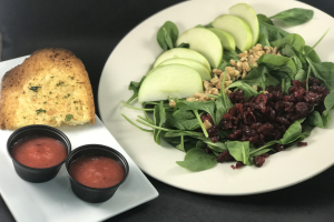 Cranberry Spinach Salad - delivery menu