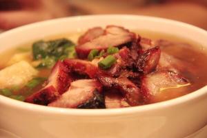 34. BBQ Roast Pork - delivery menu