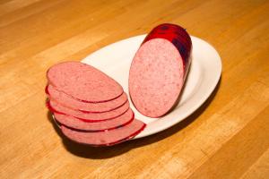 1 lb. Beef Salami - delivery menu