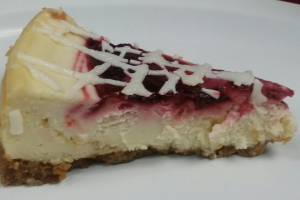 Stanberry Swirl Cheesecake - delivery menu