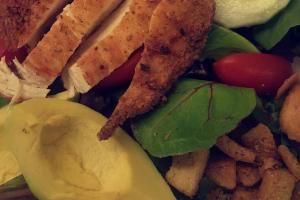 Crispy Chicken Salad - delivery menu