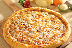 4 Cheese Pizza - delivery menu