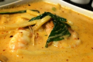 Red Curry Lunch - delivery menu