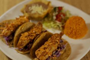 Vallarta Tacos - delivery menu