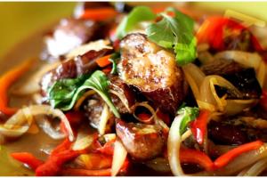 Sauteed Eggplant - delivery menu