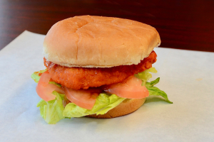 Fried Buffalo Chicken Sandwich - delivery menu