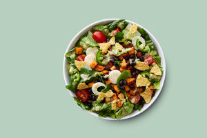 Mexicali Vegan Salad - delivery menu
