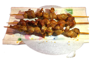 Chicken Gizzard BBQ - delivery menu