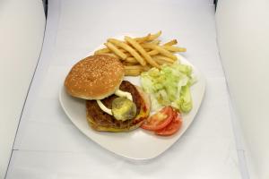 Turkey Burger - delivery menu