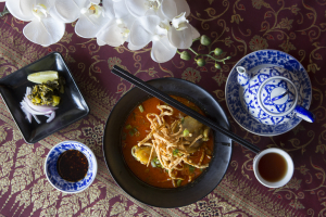 Khao Soi Lunch - delivery menu