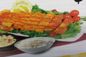 3. Donkatsu - delivery menu