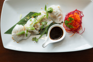 Steamed Vegetable Dumpling - delivery menu