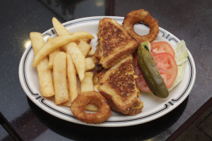 Grilled Cheese Sandwich - delivery menu