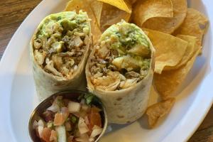 California Burrito - delivery menu