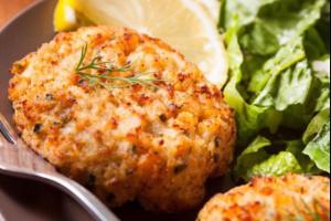 Lump Crab Cake Platter - delivery menu