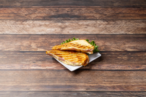 Ham Swiss Panini - delivery menu