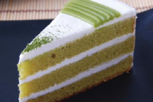 Uji Maccha Short Cake - delivery menu