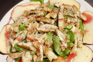 Apple and Granola Chicken Salad - delivery menu